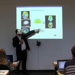 TVB Node 6 - Berlin: Randy McIntosh - A generative model of the brain