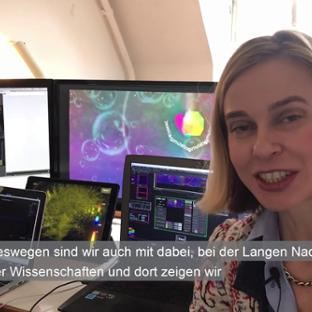 LNDW19 Promo Video featuring Dr. Petra Ritter