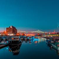 photo of Old Port in Montreal, Canada by Walid Amghar